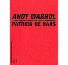 Cahier n° 21 : Andy Warhol