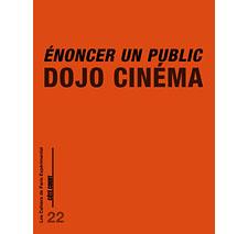 Cahier n° 22 : Dojo Cinéma