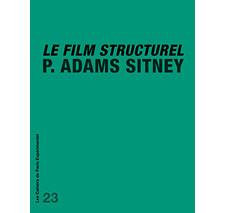 Cahier n° 23 : Le Film Structurel