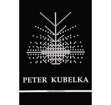 Peter Kubelka par Christian Lebrat