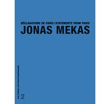 Cahier n° 2 : Jonas Mekas