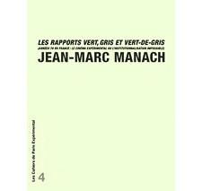 Cahier n° 4 : Jean-Marc Manach