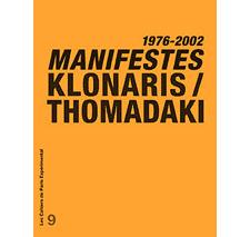 Cahier n° 9 : Klonaris / Thomadaki