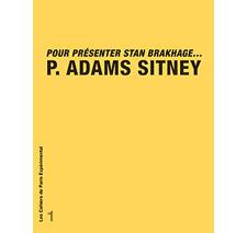 Cahier n° 1 : Stan Brakhage