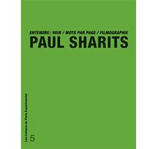 Cahier n° 5 : Paul Sharits