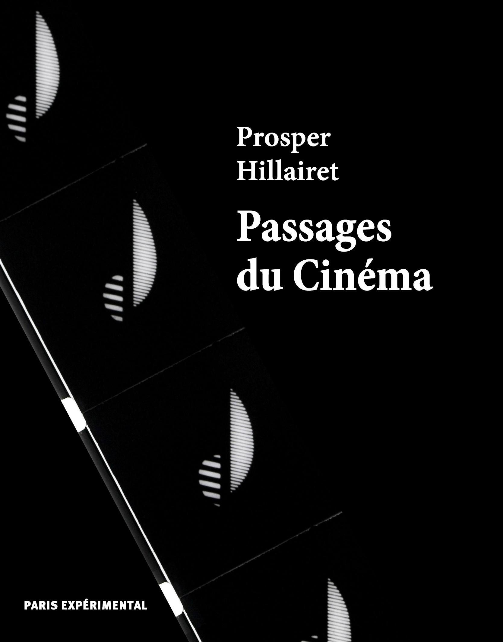 Passages du Cinéma par Prosper Hillairet